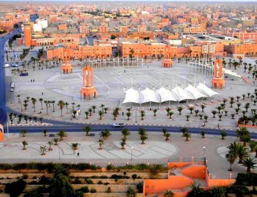 Regions of Morocco: LAAYOUNE SAKIA EL HAMRA
